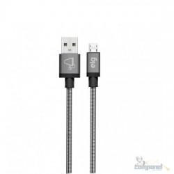 CABO MICRO USB V8 CARGA E SINCRONIZAÇÃO - INX510GY 1 METRO